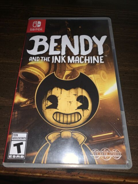 Bendy And The Ink Machine Switch Best Buy
