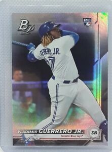 VLADIMIR-GUERRERO-JR-2019-BOWMAN-PLATINUM-ROOKIE-RC-27-BLUE-JAYS