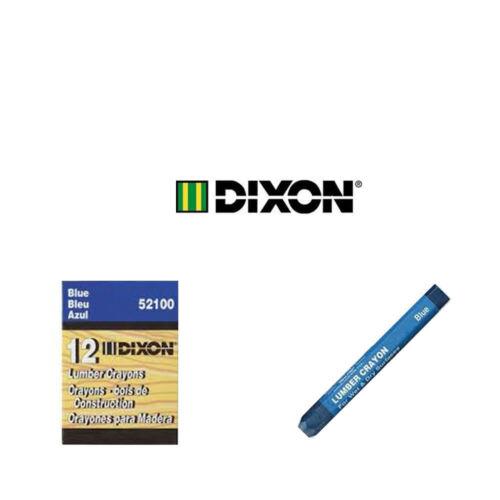 quille Dixon une douzaine de blue lumber Crayons 52100