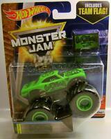 Gas Monkey Garage Truck Monster Jam Hot Wheels Diecast 2017