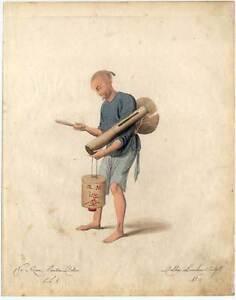 Nachtwaechter-China-Chinese-Kupferstich-Dadley-1800-Ethnologie