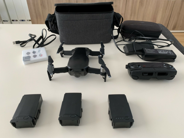Drone, DJI Mavic Air, DJI Mavic Air + Fly More…