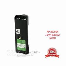 NTN7143 NTN7144 Battery ft MOTOROLA HT1000 MTS2000 MT2000 Radio