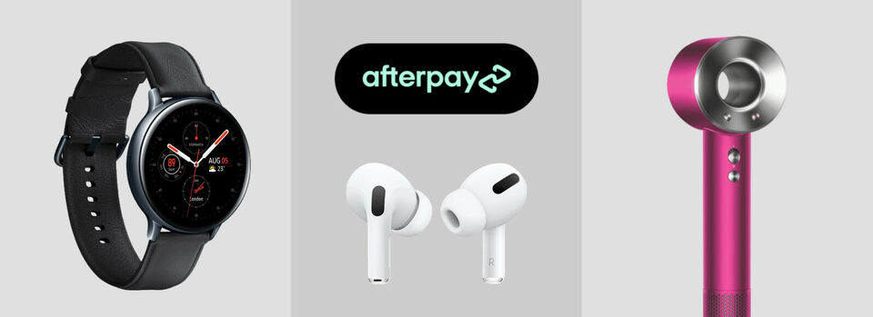 Use code PAY4A - Spend & save up to $100 with Afterpay*