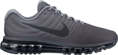 Details about Nike Air Max 2017 Mens Running Shoe Cool GreyAnthracite Mult Sizes 849559 008