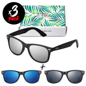 Tris-occhiali-da-sole-TWIG-Pack-DIRAC-Premium-uomo-donna-sportivi-fashion