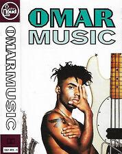 Omar Music CASSETTE ALBUM Electronic Acid Jazz Talkin' Loud 