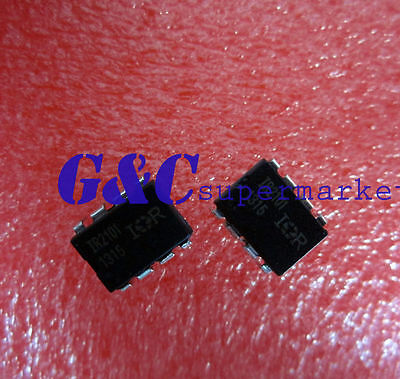 10PCS IR2101 DIP8 HIGH AND LOW SIDE DRIVER NEW GOOD QUALITY D13