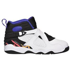 innovative design ed649 c5dba Image is loading AIR-JORDAN-8-RETRO-BP-THREE-PEAT-305369-