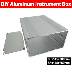 Split-Body-Aluminum-Box-Enclosure-Case-Electronic-DIY-Project-Sheet-85x145x250mm