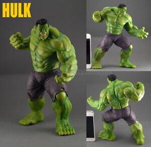 110 23cm Crazy Toys Marvel Avengers Hulk Large Size Pvc Figure
