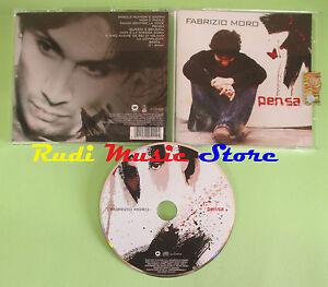 CD-Fabrizio-Moro-Think-2007-Eu-Warner-5051442051124-Xi2-No-LP-Mc-DVD