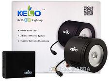Unidad de LED Kelo 100W controlador WiFi gratuito Marino Arrecife de acuario peces tanque de iluminación