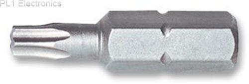 WIHA - 7015 Z TR T20H - HEX BIT, TORX T/PROOF T20X25MM