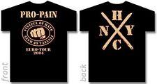 Pro-Pain - Fistful of Hate - black - T-Shirt - Größe Size XL - Neu