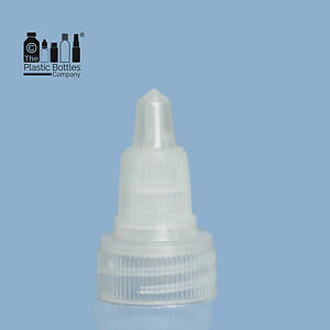 25-x-Twist-Top-Caps-for-Plastic-Bottles-18mm-20mm-24mm-or-28mm