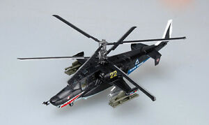 1-72-Russian-Air-Force-kamov-Ka-50-black-shark-attack-helicopter-No22-Easy-model