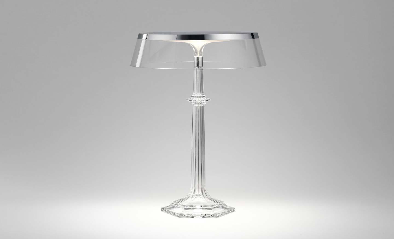 Ue- Flos - Bon Jour Versailles + Kronen   Crowns - Tisch  Table Lampe 2019