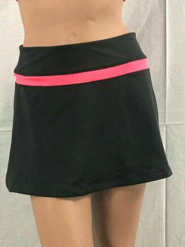 FILA Black Pink Stripe Golf Tennis Sportswear Skor