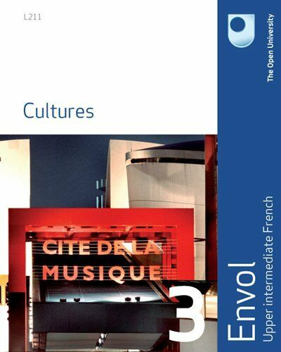 Cultures By Open University Course Team