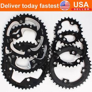 24-26-32-38-42T-Chainring-Chainwheel-Double-Triple-104-64BCD-Crankset-MTB-Bike