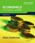 A Level Economics for Edexcel by Alain Anderton (Paperback, 2008)
