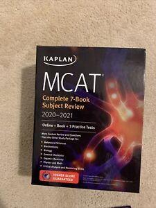 Kaplan-MCAT-Complete-7-Book-Subject-Review-2020-2021-700-Kaplan-MCAT-Flash-Set