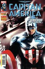 CAPITAN AMERICA & I VENDICATORI SEGRETI n.12 Marvel Panini Comics