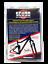 12 x 150 cm Rotolo Nastro Adesivo Scudo per Protezione Telaio Bicicletta