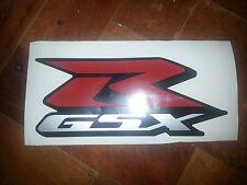 Suzuki GSXR 1000 750 600 Decals stickers x2