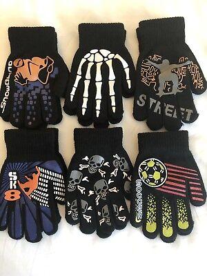 Boy's Magic Gloves Funky Pinza Designs-kids Magic Gripper Guanti Design Divertente-mostra Il Titolo Originale Essere Distribuiti In Tutto Il Mondo