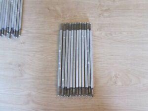 """Tiges de culbuteurs """"longueurs 274 mm""""  série 7 de BMW R45 R60/7 R65 R80 R100"""