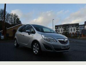 Vauxhall Meriva 1.4 16v Exclusive MPV 2011 (60 Reg)