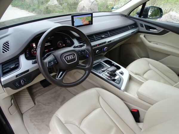 Audi Q7 3,0 TDi 272 quattro Tiptr. 7prs billede 14