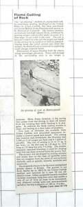 1962-Flame-Cutting-Of-Rock-At-Hantergantick-Quarry-St-Breward-Cornwall