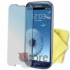 """6 Pellicole Per SAMSUNG GALAXY S3 I9300 Neo i9301 Proteggi Schermo LCD 4,8"""""""