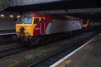 Class 57 57307 6x4 Quality British Rail Photo