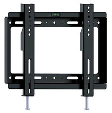 TV WALL MOUNT BRACKET FLAT PANEL LCD LED PLASMA FIXED MOUNT 14 ''- 32''