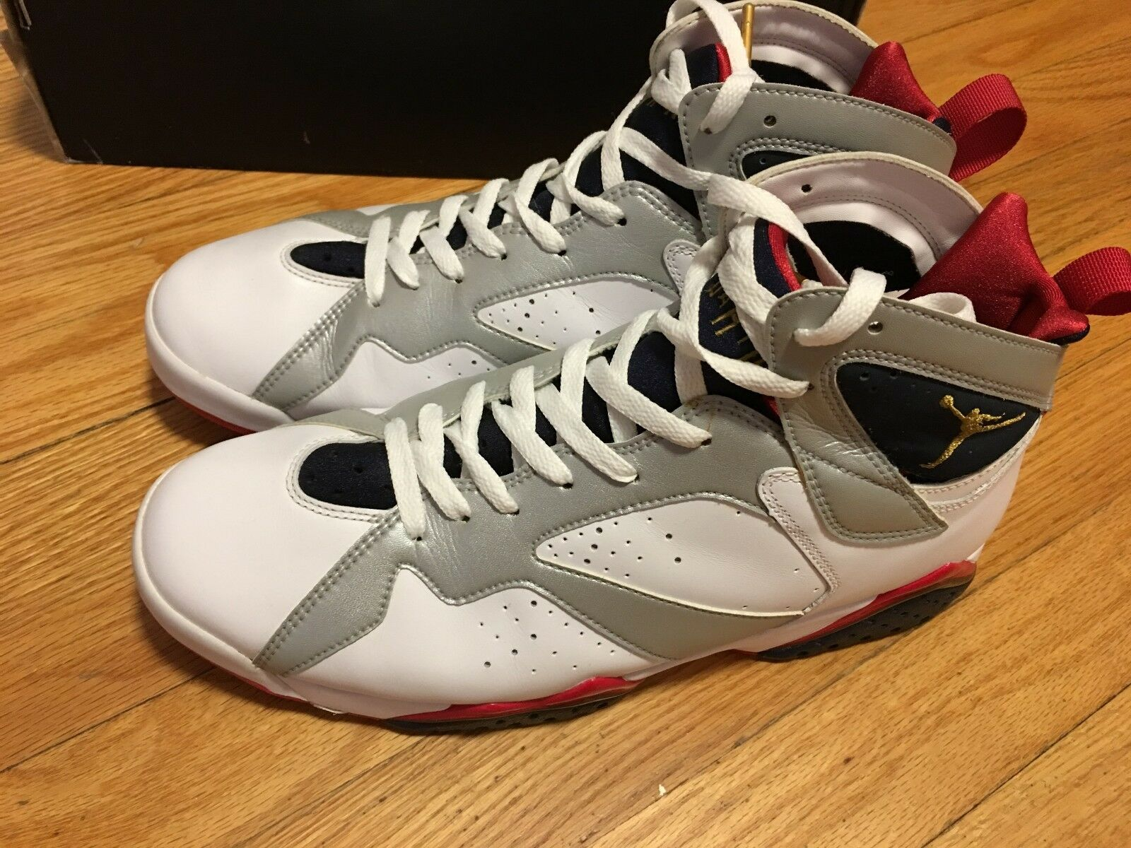 Jordan retro 7 VII Olympic Dimensione 10.5 VNDS Excellent condition