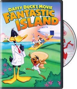 Daffy-Duck-039-s-Movie-Fantastic-Island-New-DVD