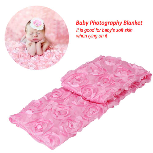 Baby Girl Boy Crib//Floor Blanket Costume Photo Prop Cover Breathable Outfit