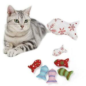 1pcs-Cat-Toys-Christmas-Mouse-Catnip-Pets-Kitten-Teaser-Interactive-Supply-gift
