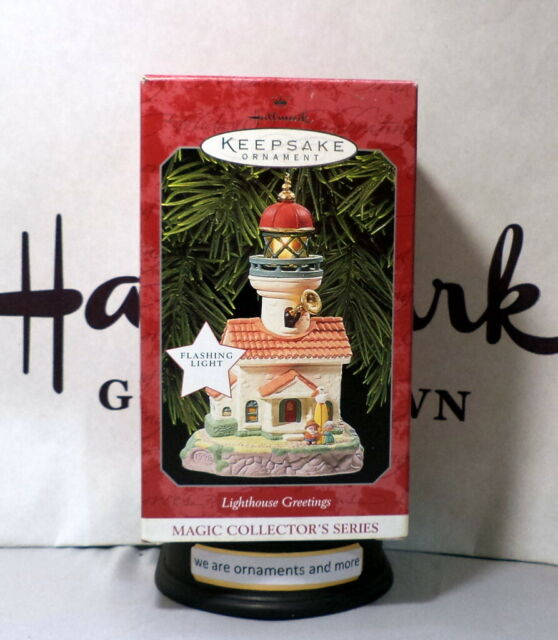 1998 Hallmark Lighthouse Greetings Collector's #2 ...
