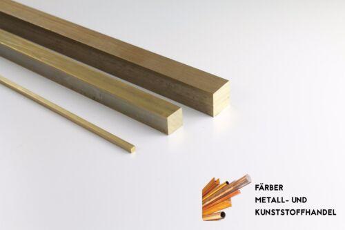 Brass Square 4kt 15 x 15 MM//150 mm Length