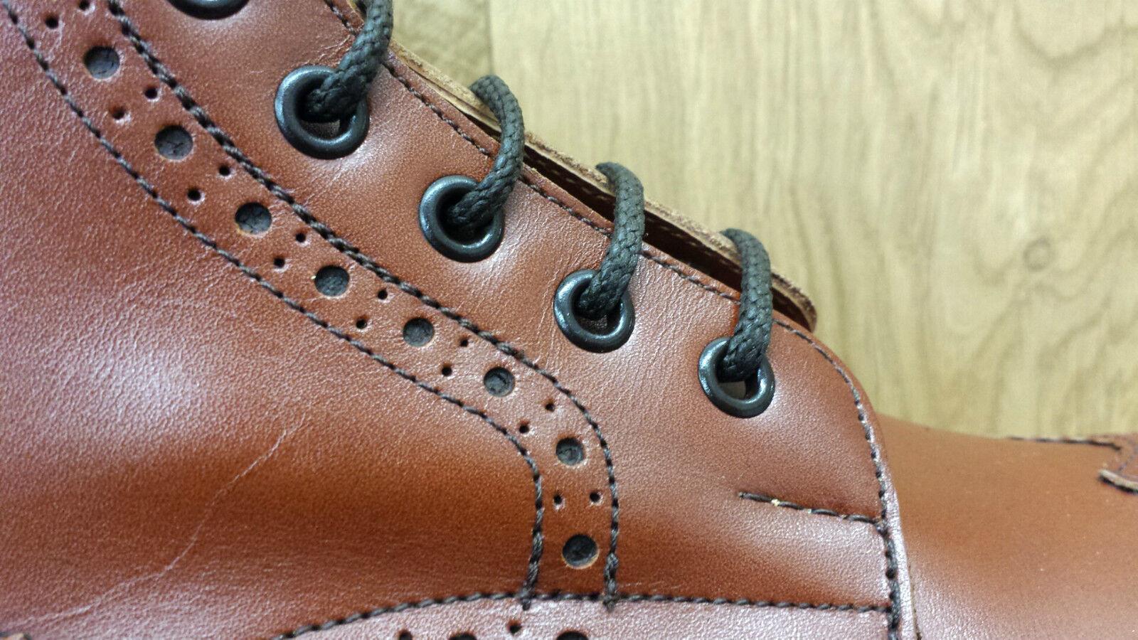 TRICKERS  Stow Stivali Stivali Stivali Stile (5634 1) Marronee antico Taglia 8 ora ridotto    | Usato in durabilità  | Uomini/Donna Scarpa  9608d3