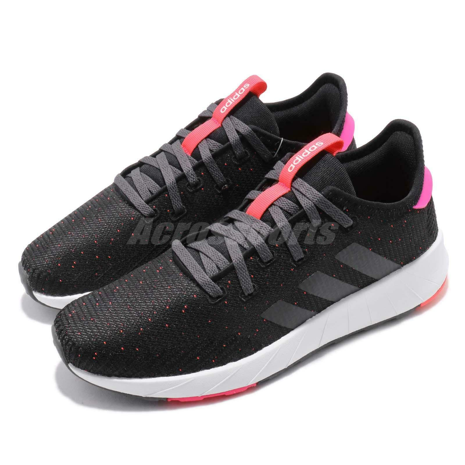 Adidas Questar X BYD Black Grey Pink White Women Running shoes Sneakers F34649