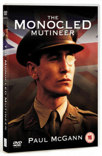 The Monocled Mutineer [Region 2] - DVD - New - Free Shipping.