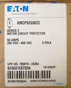 EATON-CUTLER-HAMMER-HMCPS050K2C-3-Pole-50-Amp-HMCPS-Motor-Circuit-Protector
