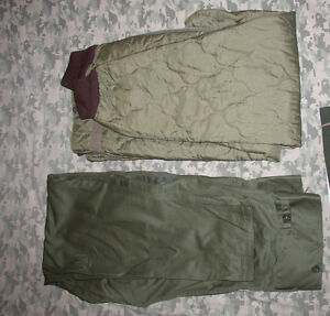 PANTS BDU INSULATED WITH QUILTED LINER NEW 32 TO 36 WAIST