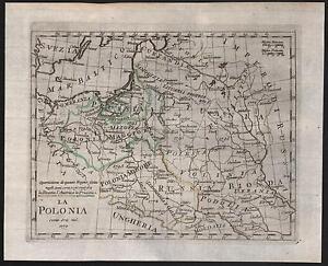 LA-POLONIA-LITUANIA-UCRAINA-B-OLIVIERI-ATLANTE-TASCABILE-ROMA-1823-L1107